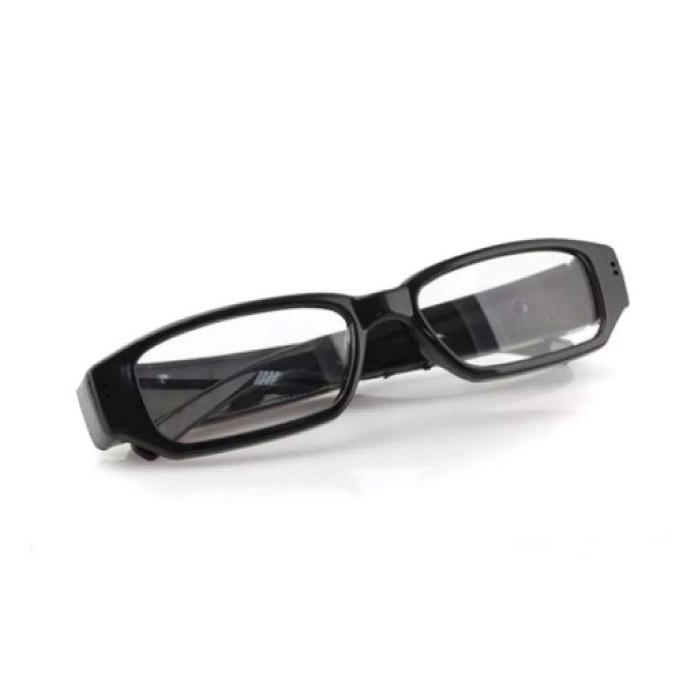 Spycam Glasses Spion Bril Verborgen DVR Camera - 720p