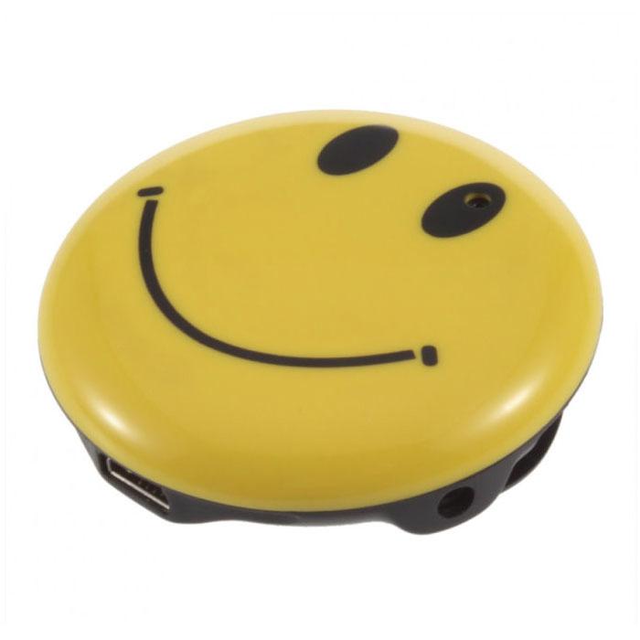 Smiley Dashcam DVR 720p Security Camera With Microphone