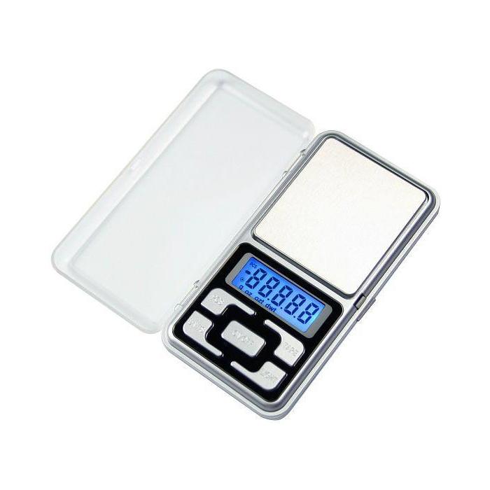 Mini précision numérique portable balance LCD Balance de pesée Balance 200g - 0.01g