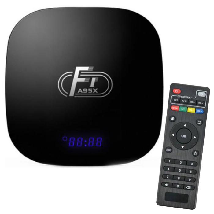 F1 A95X 4K TV Box Mediaspeler Android Kodi - 2GB RAM - 16GB Opslagruimte