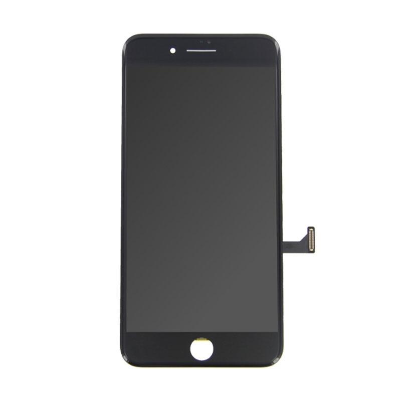 iPhone 8 Plus Bildschirm (Touchscreen + LCD + Teile) AA + Qualität - Schwarz