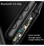 Stuff Certified® DD9 TWS Draadloze Oortjes Bluetooth 5.0 Ear Wireless Buds Earphones Earbuds 100mAh Oortelefoon Zwart