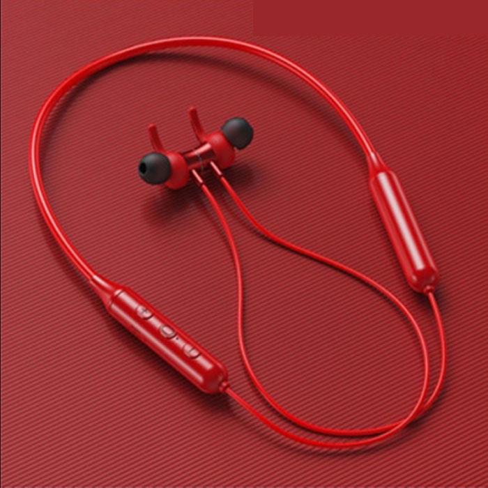 DD9 TWS Draadloze Oortjes Bluetooth 5.0 Air Wireless Pods Earphones Earbuds 100mAh Rood
