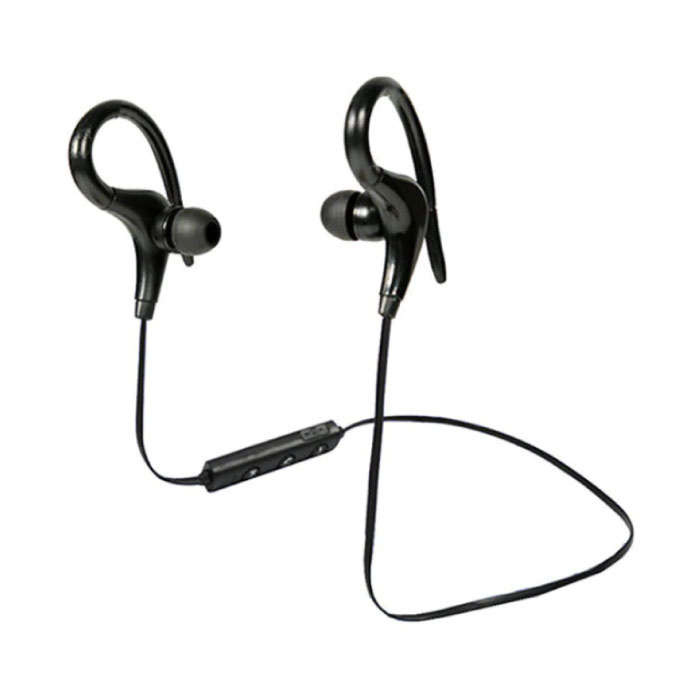 Wheeler TWS Draadloze Oortjes Bluetooth 5.0 Air Wireless Pods Earphones Earbuds 50mAh Zwart