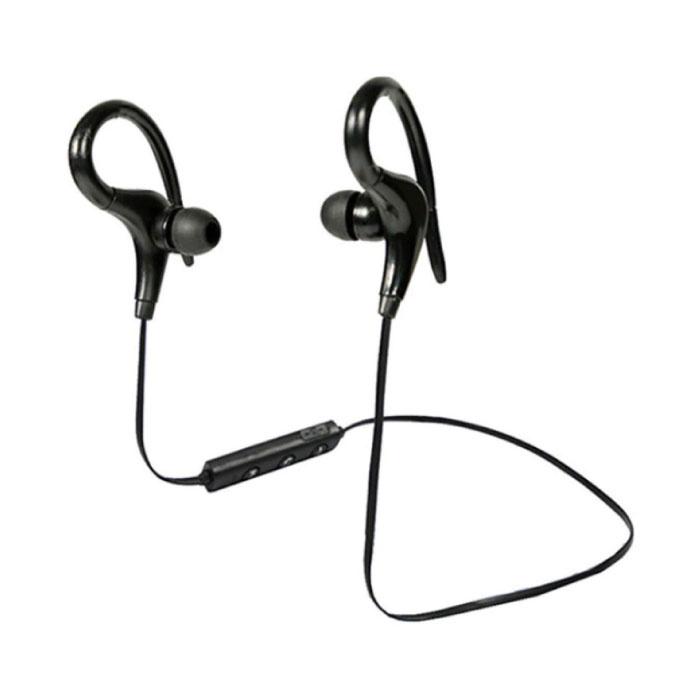 Wheeler TWS sans fil Bluetooth 5.0 Earpieces sans fil Cosses écouteurs Air Oreillettes Noir 50mAh