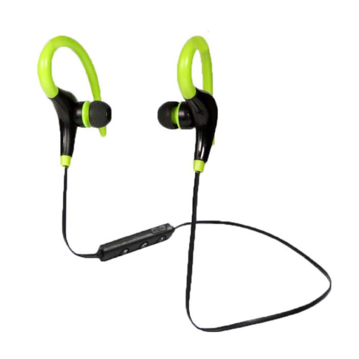 Écouteurs sans fil Wheeler TWS Bluetooth 5.0 Air Pods sans fil Écouteurs Écouteurs 50mAh Vert