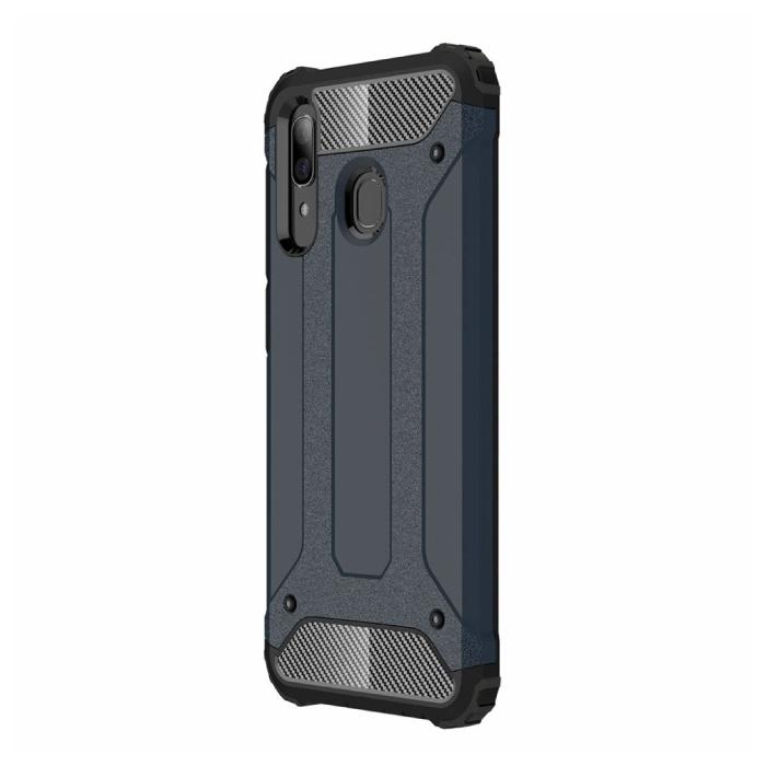 Stuff Certified® Samsung Galaxy S6 Edge - Armor Case Cover Cas TPU Hoesje Wit