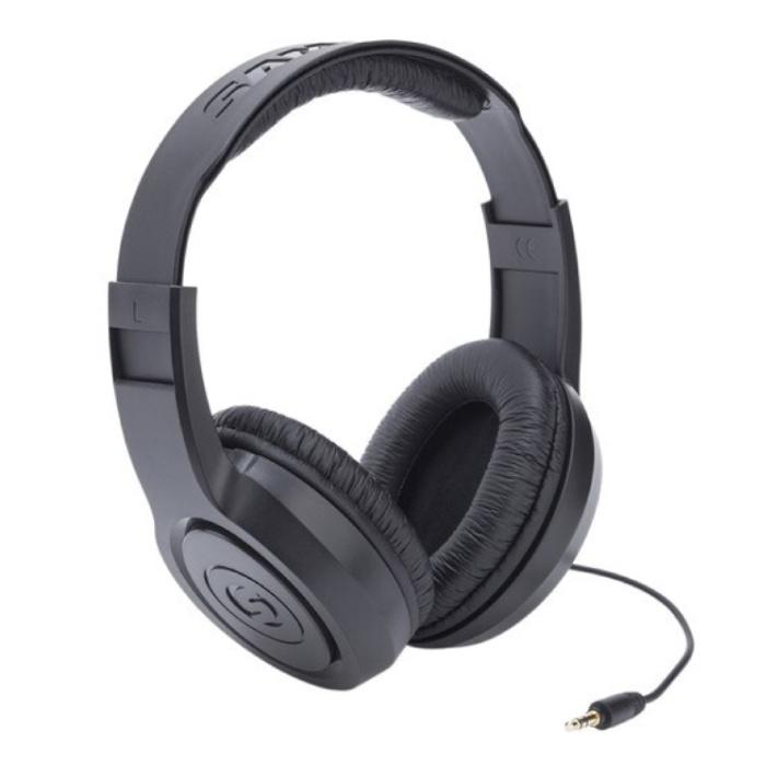 SR350 Studio Koptelefoon AUX Stereo Monitoring Headphones HiFi