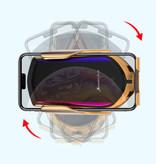 Stuff Certified® 10W Qi Wireless-Autoladegerät Universal-Ladegerät 9V - 1,67A Wireless-Autoladepad Silber