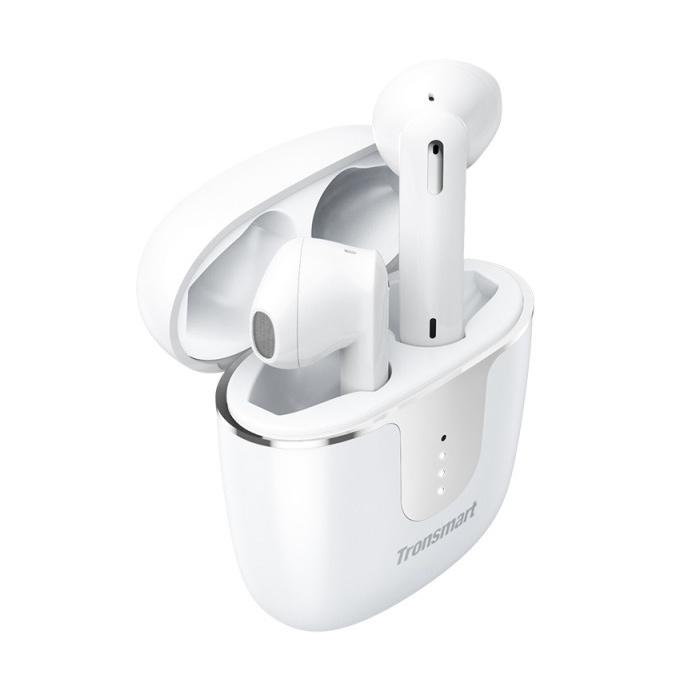 Onyx Ace TWS Smart Wireless Touch Control écouteurs Bluetooth 5.0 sans fil Cosses air écouteurs Earbuds 300mAh Blanc