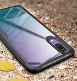 MaxGear Huawei Mate 20 Pro - 7D Airbag Hoesje Case Cover Cas TPU