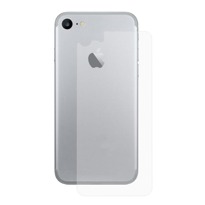 iPhone 6S Transparante Achterkant TPU Folie Hydrogel Protector Beschermer Cover Case