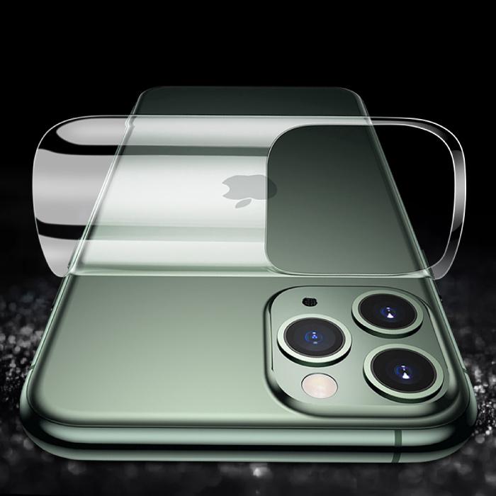 Stuff Certified® iPhone Pro 11 transparent TPU hydrogel film protecteur Housse Etui