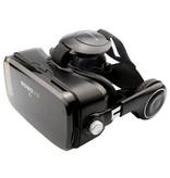 BOBO VR VR Virtual Reality 3D Bril 120° Met Bluetooth Afstandsbediending voor Smartphones