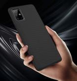 Stuff Certified® Samsung Galaxy S20 - Matte Case Cover Cas TPU Hoesje Zwart
