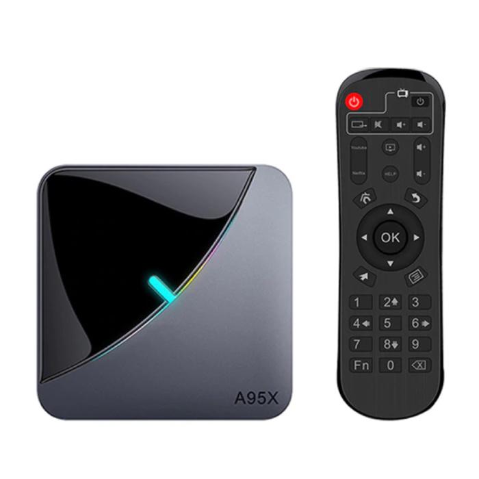 A95X Air 8K TV Box Media Player Android Kodi - 4 Go de RAM - 64 Go de stockage