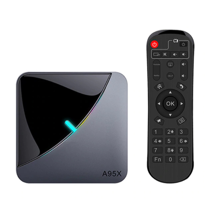 A95X Air 8K TV Box Mediaspeler Android Kodi - 4GB RAM - 64GB Opslagruimte