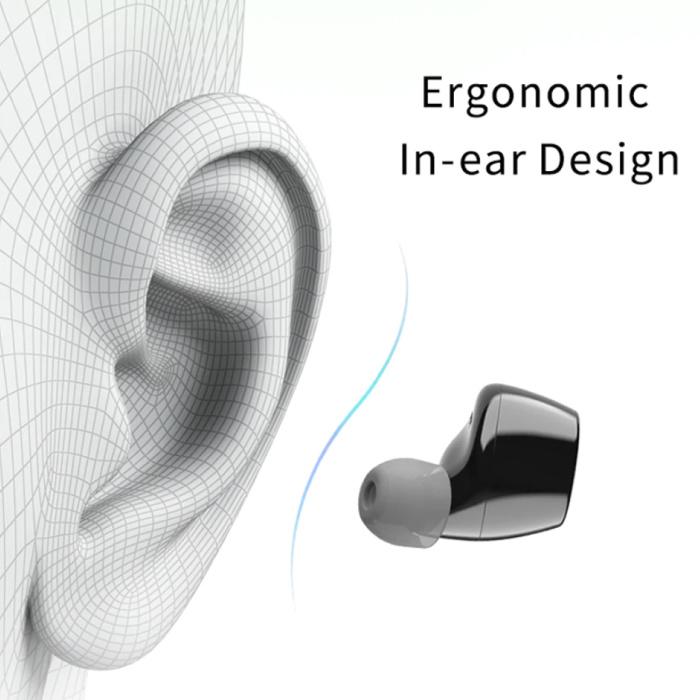 Edifier TWS1 Draadloze Smart Touch Control Oortjes Bluetooth 5.0 Air Wireless Pods Earphones Earbuds 500mAh Roze