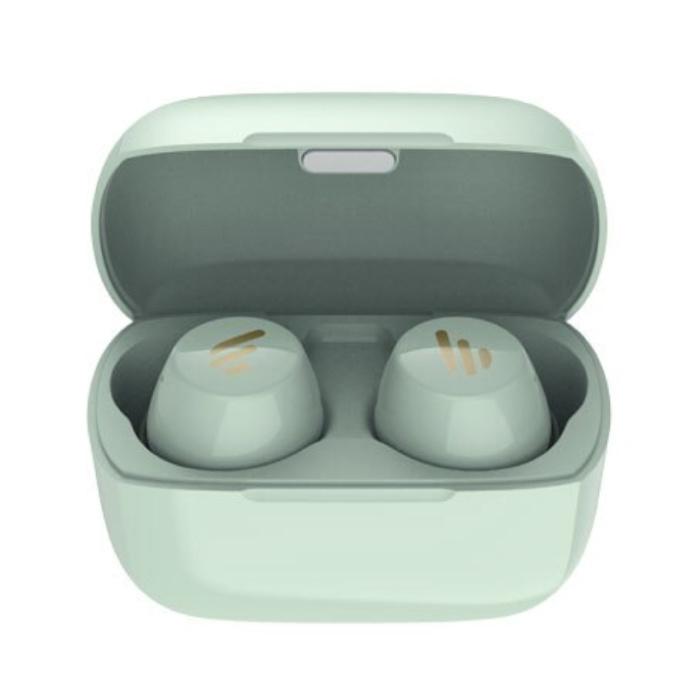 TWS1 Smart Wireless Touch Control écouteurs Bluetooth 5.0 sans fil Cosses Air Écouteurs Oreillettes 500mAh vert