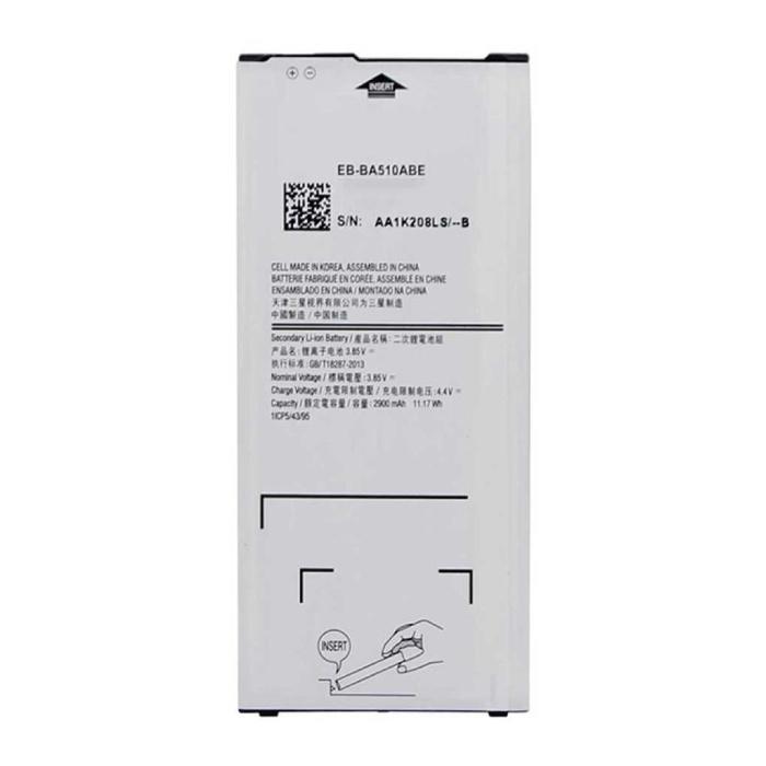 Samsung Galaxy A3 2016 Batterij/Accu A+ Kwaliteit