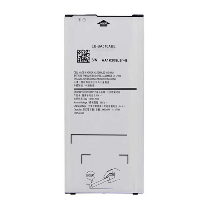 Batterie / Accu AAA + Qualité Samsung Galaxy A3 2016