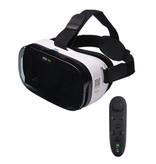 Fiit VR 2N VR Virtual Reality 3D Bril 120° Met Bluetooth Afstandsbediending voor Smartphones