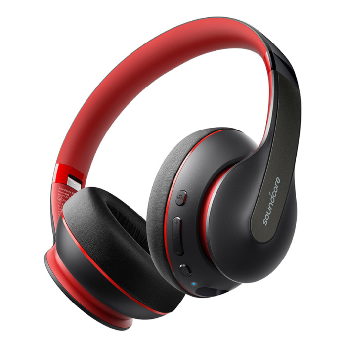 Soundcore Q10 Draadloze Koptelefoon Bluetooth Wireless Headphones HiFi