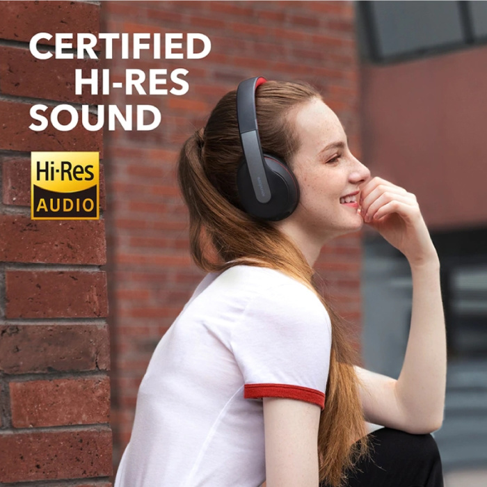 ANKER Son noyau Q10 Casque sans fil Bluetooth sans fil Casque Hi-Fi