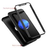 Stuff Certified® iPhone 11 Pro Full Body 360°  Full Cover Hoesje + Screenprotector Zwart