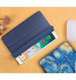 Stuff Certified® iPad Mini 2  Leren Vouwbare Cover Hoesje Case Blauw