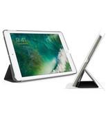 Stuff Certified® iPad 3  Leren Vouwbare Cover Hoesje Case Roze