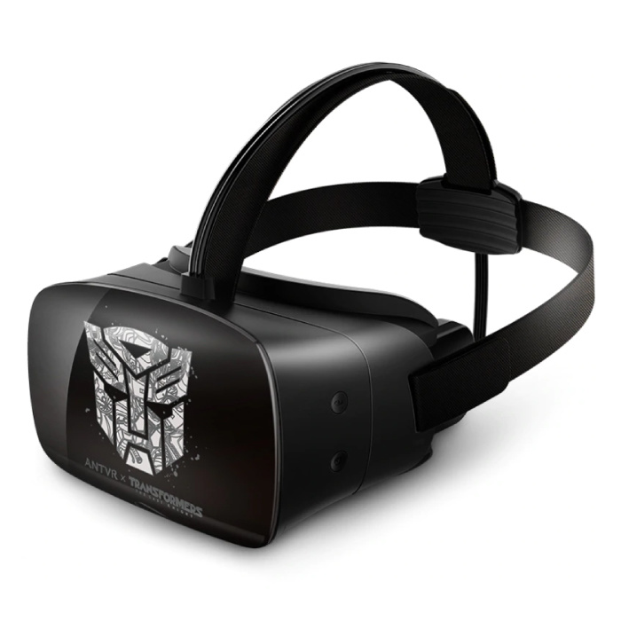 ANTVR 2 Cyclop VR Virtual Reality 3D Glasses 110 ° With Infrared Tracking Controllers