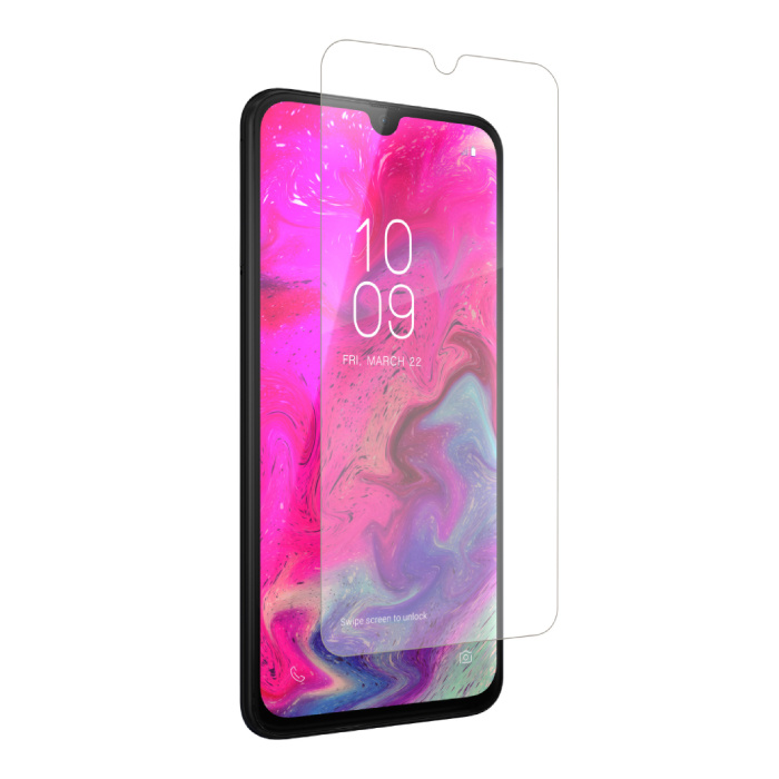 3-Pack Screen Protector Samsung Galaxy A50 Foil Foil PET Foldable Protective Film Film
