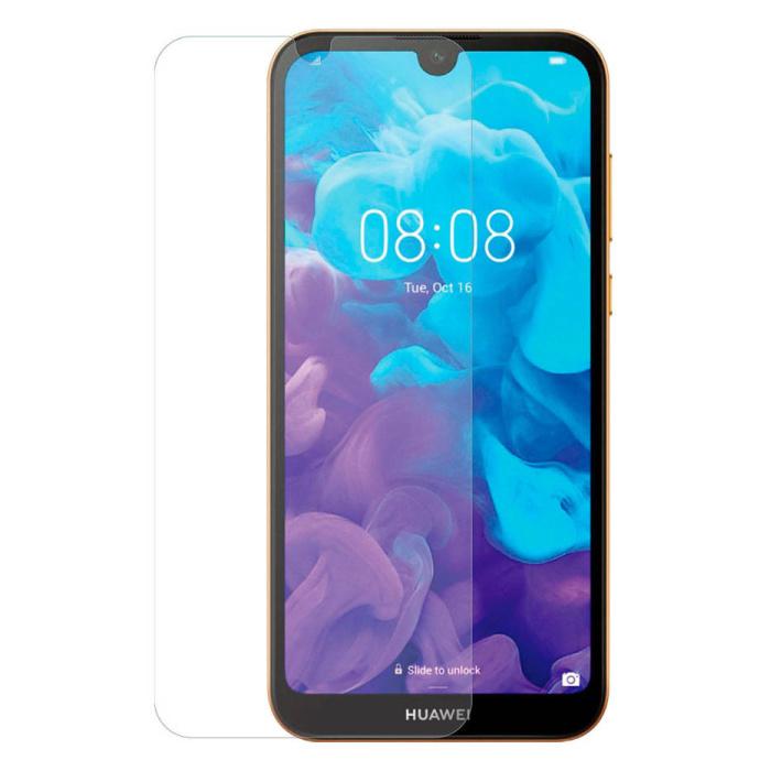 3-Pack Screen Protector Huawei Y5 2019 Foil Folie PET Vouwbare Beschermfolie Film