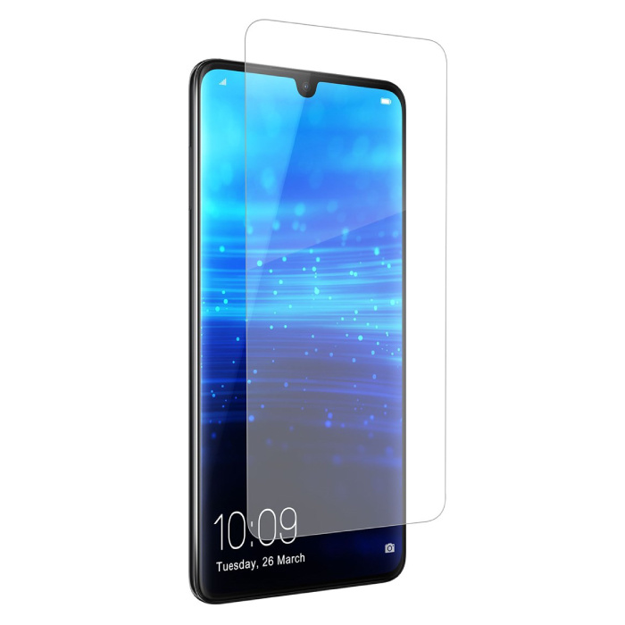 3-Pack Screen Protector Huawei P30 Lite Foil Folie PET Vouwbare Beschermfolie Film