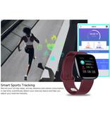 Zeblaze Crystal 3 Smartwatch Smartband Smartphone Fitness Sport Activity Tracker Watch IPS iOS Android iPhone Samsung Huawei Black