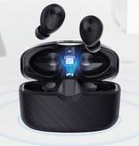 Bluedio Fi Wireless Smart Touch Control Earphones TWS Bluetooth 5.0 Air Wireless Pods Earphones Earbuds 650mAh
