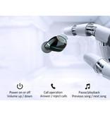 Stuff Certified® G08 TWS Draadloze Smart Touch Control Oortjes Bluetooth 5.0 Air Wireless Pods Earphones Earbuds