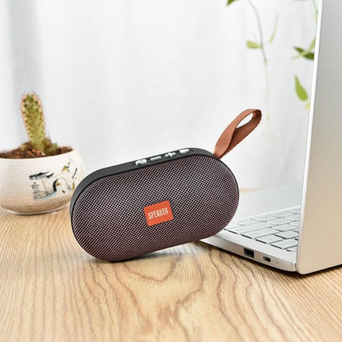 T7 Mini Bluetooth 5.0 Soundbox Wireless Speaker External Wireless Speaker Red