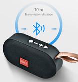 Stuff Certified® T7 Mini Bluetooth 5.0 Soundbox Wireless Speaker External Wireless Speaker Gray