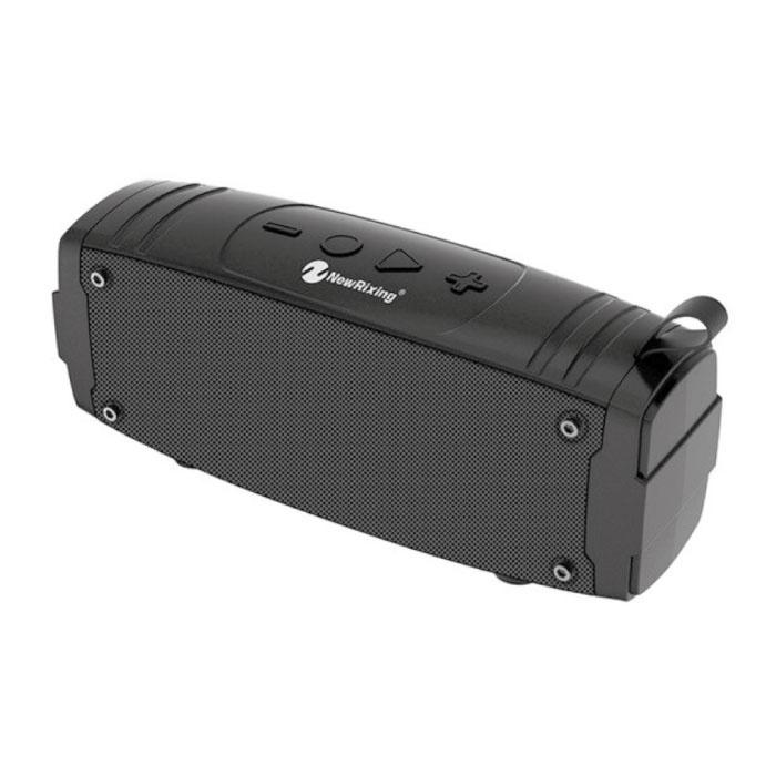 Haut-parleur sans fil Soundbox Haut-parleur externe sans fil Bluetooth 5.0 Noir