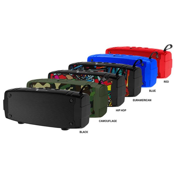 NewRixing Soundbox Wireless Speaker Bluetooth 5.0 External Wireless Speaker Black