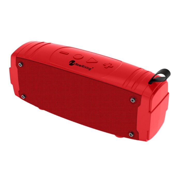 Soundbox sans fil Bluetooth 5.0 Haut-parleur externe Haut-parleur sans fil rouge