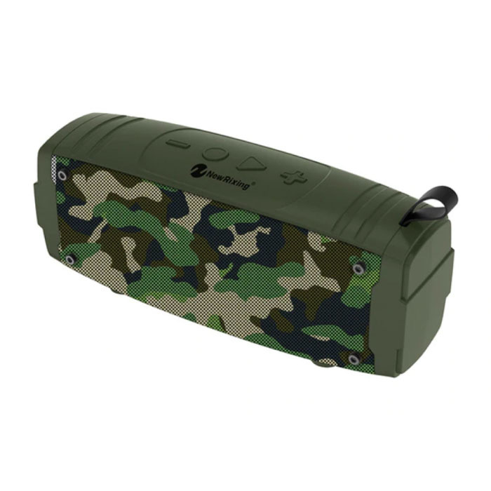 Soundbox Draadloze Luidspreker Bluetooth 5.0 Externe Wireless Speaker Camo