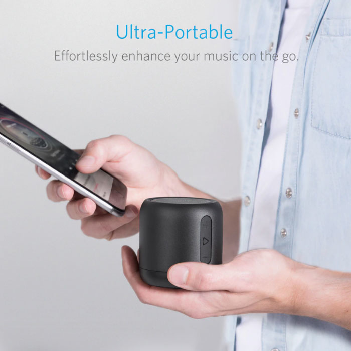 ANKER SoundCore Mini Bluetooth 4.0 Soundbox Draadloze Luidspreker Externe Wireless Speaker Roze