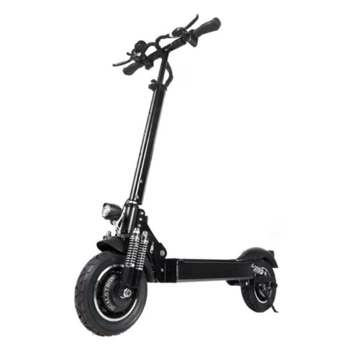 "Elektrische Off-Road Smart E Step Scooter - 2000W - 23.4 Ah Batterij - 11"" - Zwart"
