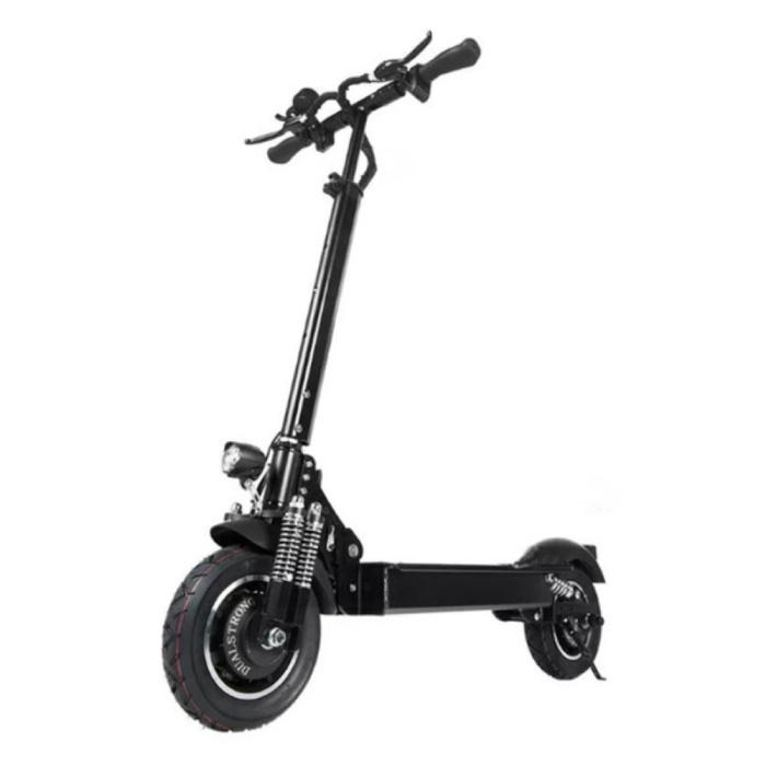 "T10 Elektrische Off-Road Smart E Step Scooter - 2000W - 23.4 Ah Batterij - 11"" - Zwart"