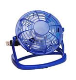 Stuff Certified® Oplaadbare Draagbare Ventilator - Handventilator 2500RPM Blauw
