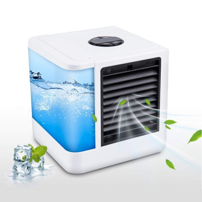 Climatiseur portable - Refroidissement par eau - Mini ventilateur / refroidisseur d'air