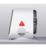 Stuff Certified® Climatiseur portable - eau de refroidissement - Mini ventilateur / refroidisseur d'air rose